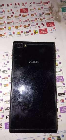 Company Xolo model black 1xm  ram 3gb and 32gb memory