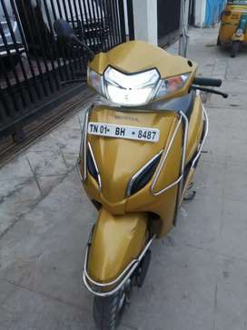 Honda Activa 2019 model single owner good condition wel mileage
