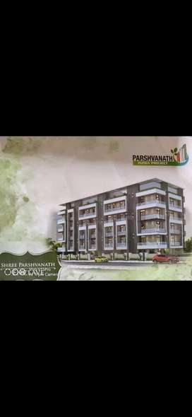 2bhk luxury flats in multistory ready to move with club house in nirma