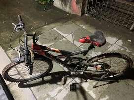 Hero sprint 18 gear cycle