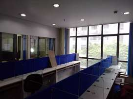 1500 sqft office space available for rent in Sector V