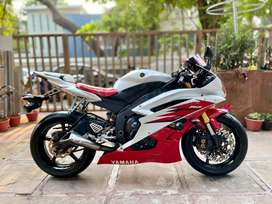 Yamaha r6 2nd owner R 6
