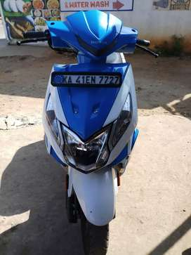 Honda Dio DXL 2019 EMI/Loan options available loan also provides