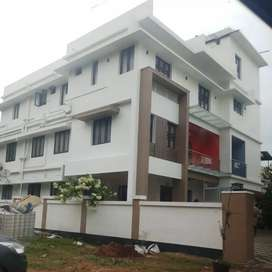 Furnished rooms for rent Aluva company pady