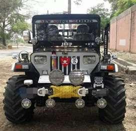 Modified new design jeep
