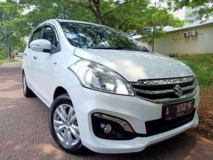 Suzuki Ertiga GX Putih A/T 2016 mulus harga terjangkau & kondisi prima 0