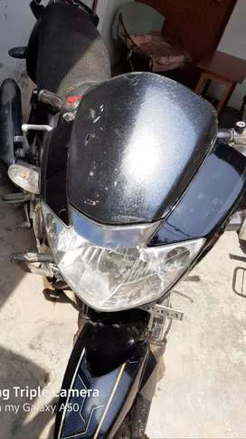 TVS Apache RTR 2013 Good Condition with new Battery#[Price Negotiable]