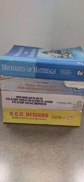 Btech civil textbooks