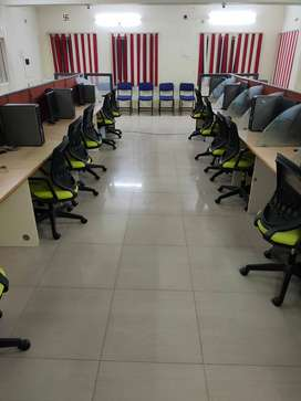 40 seater plug n play commercial office space for rent in Dilsuknagar