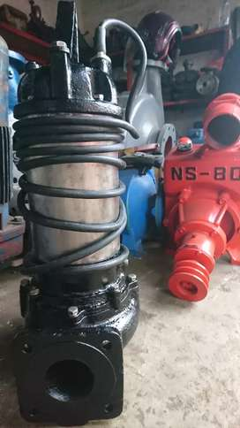 Pompa lumpur pompa celup pompa kuras banjir ebara