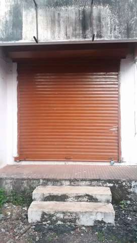 Shop is very good condition and have a good place for a business