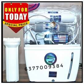NEW RO WATER PURIFIER WITH 1 YEAR WARRANTY FULLY AUTOMATIC YUI