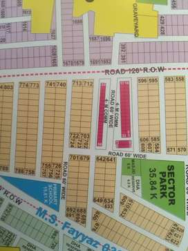 Phase 9 Prism G Block 697 Plot For Sale
