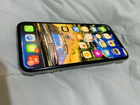 Iphone x silver 64gb lush conditition