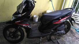 Global rental sewa sepeda motor honda matic di kota malang