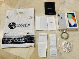 Iphone X-Indian phone,Unsed,sealed,Bill,Box,accesories,cases