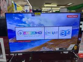 Kredit Smart TV Polyton 40 AD 8959 ckup Ktp+Dp mulai 10%