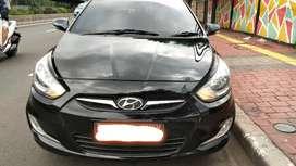 Hyundai Grand Avega Automatic Tahun 2012