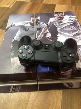 PS4 IN A NEW CONTION