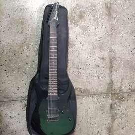 Ibanez RG series 7 strings premium guitar