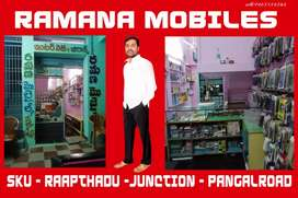 Raman mobile shop for sale