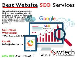 SEO Services In Karachi Pakistan In affordable Price