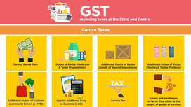 Gst and account work