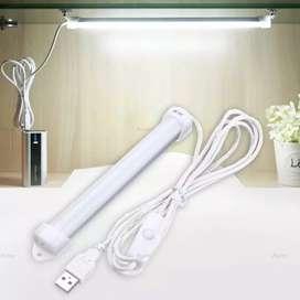 Lampu Belajar Lampu Neon LED usb portable 32cm