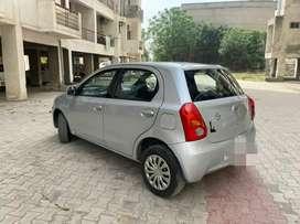 Toyota Etios Liva 2012 Diesel 133000 Km Driven
