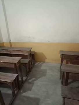 A registered School with 3 storey building for sale