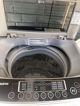 LG washing machine , 7 kg capacity , fully automatic, in very good con