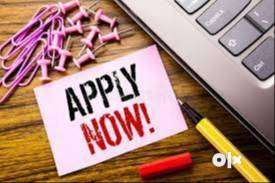 telecalling// front office // counsellor// hr//  data entry