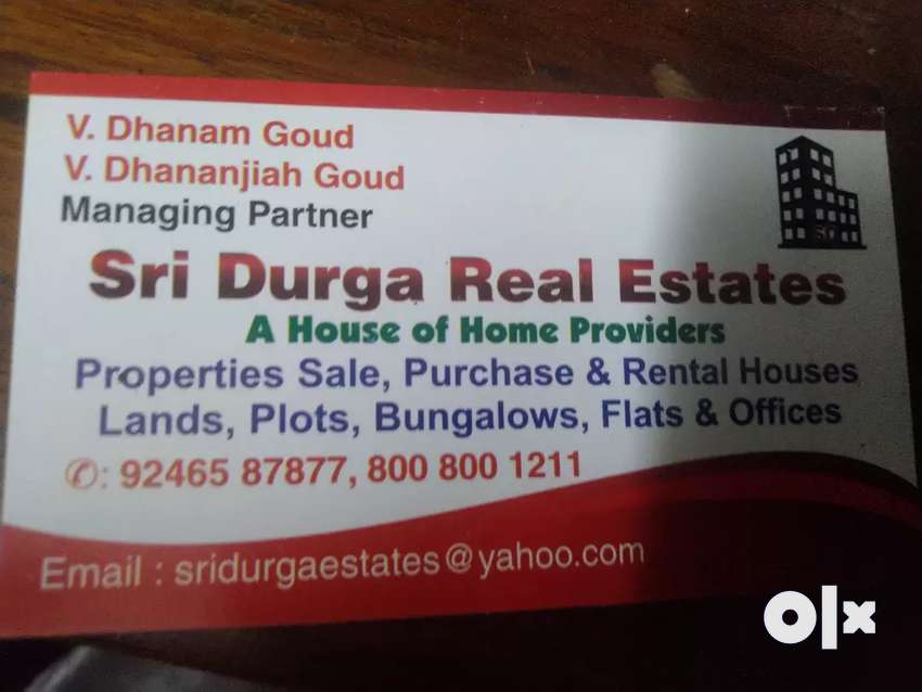 Jubileehills Road no:36 Main road Commercial Complex furnished Off 0