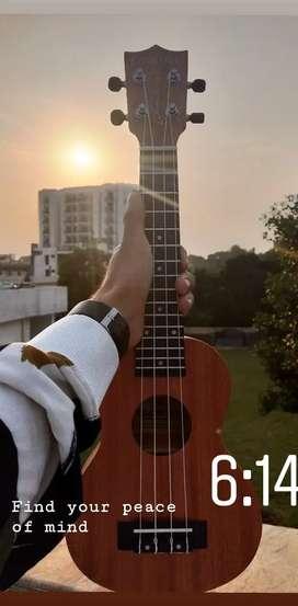 Selling my ukulele
