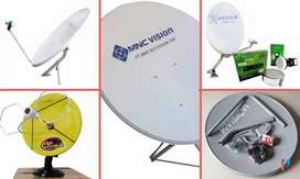 Jasa Instalasi/Perbaikan/Tracking Antena Parabola.