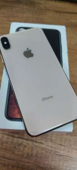 Xs Max 64GB - Gold Colour - With Indian Bill