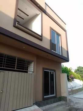 Brand new 3 Marla house for sale