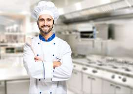 Cook and helper required for a hostel
