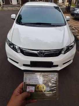 Honda Civic 1.8 A/T 2013