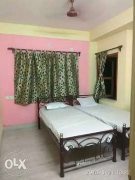 BOYS PG AC ROOM SINGLE OR SHARING BED NEAR KESHTOPUR SALT LAKE NEWTOWN