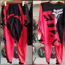 Baju olahraga anak sesuai gambar Jersey Trail Cross Sepeda Mx Racing