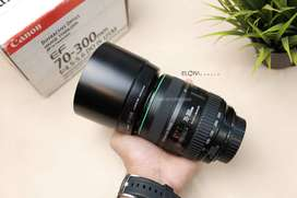 Canon 70-300mm F4.5-5.6 DO IS USM Lensa Super Keren dan Tajam ,