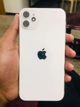 Iphone 11 128 GB white colour