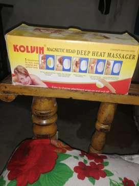 Kolvin massager