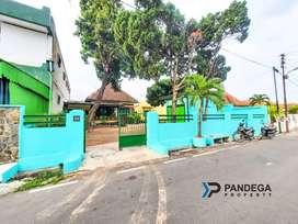 Rumah Dijual Tengah Kota Jogja Dekat Tamansari di Kraton Jogja.
