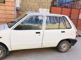 Maruti Suzuki 800 2001 Petrol 90000 Km Driven gadi well ok h