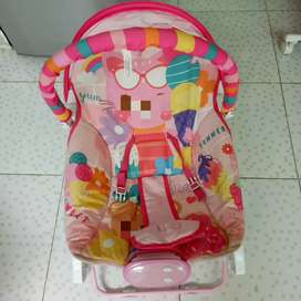 bouncher baby pink second