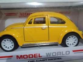 mainan anak miniatur vw kuning SIAP KIRIM2