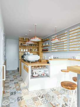Pembuatan Cafe Minimalis,Cafe Jogja