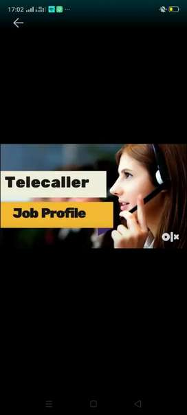 Need Female office Assistant, Receptionist and Telecaller